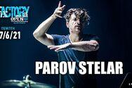 Parov Stelar live at Fix Factory of Sound