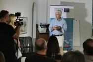 Ηλεία: Πραγματοποιήθηκε η ημερίδα ενημέρωσης για το ευρωπαϊκό έργο CI-NOVATEC στην Αρχαία Ολυμπία