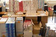 Ιωάννινα: Είχαν σκοπό να σπρώξουν στην αγορά 1.000 λαθραία πακέτα τσιγάρων