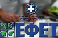 ΕΦΕΤ: Ανάκληση μη ασφαλών προϊόντων