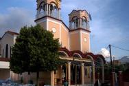 Πάτρα: Πανηγυρίζει ο Ιερός Ναός Κοιμήσεως Θεοτόκου Οβρυάς