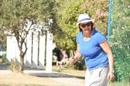 Η Πρωταθλήτρια του beach volley, Βάσω Καραντάσιου, στην… άμμο των καλοκαιρινών camp του Δήμου