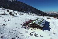Καλάβρυτα: Το Χιονοδρομικό Κέντρο για το έργο αναβάθμισης και βελτίωσης του εξοπλισμού και των εγκαταστάσεων του