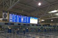 Κορωνοϊός: Πτώση 74,3% στην αεροπορική κίνηση της Ελλάδας το πρώτο επτάμηνο του 2020
