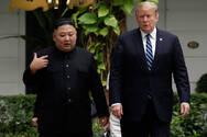 Νέο βιβλίο για τον Τραμπ και τη σχέση του με τον Κιμ Γιονγκ Ουν
