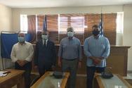 Συνάντηση Δημάρχου Δυτικής Αχαΐας με την ΕΛΛΑΝ ΠΑΣΣΕ