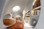H «Βιβλιοθήκη-Σκουληκότρυπα» στην Κίνα (pics)