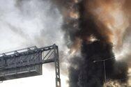Μεταμόρφωση: Μεγάλη φωτιά σε εργοστάσιο πλαστικών