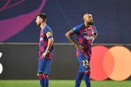 Μπαρτσελόνα - Μπάγερν: Ιστορική ταπείνωση της Μπάρτσα με τέσσερα γκολ στο πρώτο ημίχρονο στην Ευρώπη