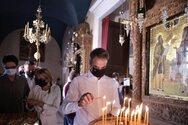 Μητσοτάκης: «Γιορτάζουμε την Παναγία, προστατεύοντας την ζωή μας και την υγεία του διπλανού μας» (φωτο)