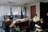 Π.ΟΜ.Α.μεΑ Δ.Ε. & Ν.Ι.Ν.: Συνάντηση με Αντιπεριφερειάρχη Π.Ε. Αχαΐας, Μπονάνο Χαράλαμπο