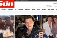 Πρώτο θέμα στα βρετανικά Μέσα η σύλληψη του Μαγκουάιρ στη Μύκονο