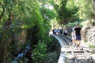 Ακυρώνεται το πέρασμα στο Φαράγγι του Βουραϊκού στις αρχές Σεπτεμβρίου
