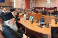 Σταθερή συνεργασία με τις Μητροπόλεις εγκαινιάζει η Περιφέρεια Δυτικής Ελλάδας