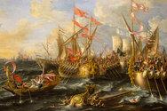 Σαν σήμερα 2 Σεπτεμβρίου λαμβάνει χώρα η Ναυμαχία του Ακτίου