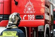 Πάτρα: Επέμβαση της Πυροσβεστικής για καπνούς σε υπόγειο καταστήματος