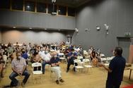 Πάτρα: Πραγματοποιήθηκε η εκδήλωση του Λαϊκού Φροντιστηρίου Αλληλεγγύης του δήμου (pics)