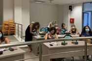Θεόδωρος Μπαρής - Συνάντηση με τους Διευθυντές των σχολικών μονάδων του Δήμου Ερυμάνθου