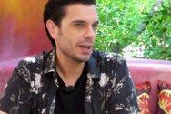 Μύρωνας Στρατής: Τι είπε για τον γιο του και η φιλία με τον Λεωνίδα Κουτσόπουλο (video)