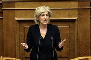 Η Σία Αναγνωστοπούλου για το κρούσμα κορονοϊού σε υπάλληλο του Υπουργείου Πολιτισμού
