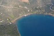 Φθιώτιδα - Το λιμανάκι στο Βαθύκοιλο από ψηλά (video)