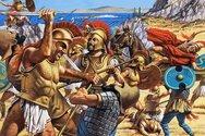 Σαν σήμερα 12 Σεπτεμβρίου Έλληνες και Πέρσες συγκρούονται στο Μαραθώνα