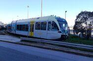 Πάτρα: Μικρός ο αριθμός των επιβατών στη γραμμή του Προαστιακού, στα δυτικά της πόλης