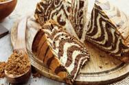 Συνταγή για κέικ μαρμπρέ