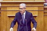 Παρέμβαση Τσιγκρή στη Βουλή για τις ελλείψεις διδακτικού προσωπικού στο Πανεπιστήμιο Πατρών