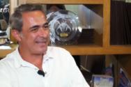 Ο Θανάσης Κουρλαμπάς μιλά για την τελευταία σκηνή του «Κλεομένη» (video)