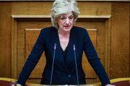 Η Σία Αναγνωστοπούλου για την απάντηση της υπουργού Πολιτισμού σε δήλωσή της