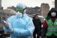 Ρωσία - κορωνοϊός: 5.670 νέα κρούσματα
