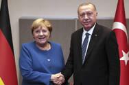Τηλεδιάσκεψη Μέρκελ-Ερντογάν: