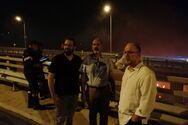 Πάτρα: Από την πρώτη στιγμή στο μέτωπο της φωτιάς Φαρμάκης και Μπονάνος