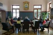 Έκτακτη σύσκεψη στο Δημαρχείο Ναυπακτίας για την επερχόμενη κακοκαιρία