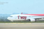Η Ουχάν υποδέχθηκε την πρώτη διεθνή πτήση της από τον Ιανουάριο (video)