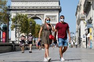Γαλλία: 13.215 νέα κρούσματα κορωνοϊού και «μαύρο» ρεκόρ