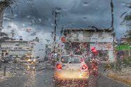 Κακοκαιρία «Ιανός»: Δύσκολη νύχτα για την Κρήτη - Έκλεισαν γέφυρες, πλημμύρισαν και τα Λιοντάρια (pics+video)