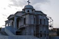 Νοσοκομείο Αιγίου: Σε εξέλιξη οι εργασίες ανοικοδόμησης του Ιερού Ναού