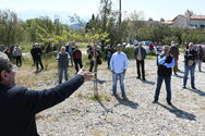 Πάτρα: Αισιοδοξία στη Μαιζώνος για την cut and cover γραμμή του τρένου