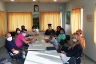 Συνεδρίασε το Διοικητικό Συμβούλιο Π.ΟΜ.ΑμεΑ Δ.Ε. & Ν.Ι.Ν. στον Πύργο Ηλείας