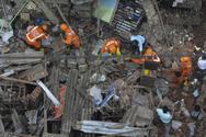 Ινδία - Στους 20 οι νεκροί από την κατάρρευση πολυκατοικίας