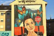 Ξεκινάει η 6η τοιχογραφία του ArtWalk 5 στην Πάτρα!