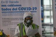 Κολομβία: Οι θάνατοι από κορωνοϊό ξεπέρασαν τις 24.500