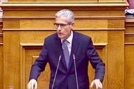Ο Άγγελος Τσιγκρής φέρνει στη Βουλή τη δημιουργία υποδομών υγιεινής στο Τελωνείο της Πάτρας