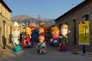 Τα Παλαιά Σφαγεία δείχνουν ότι το Καρναβάλι της Πάτρας είναι τέχνη (φωτο)