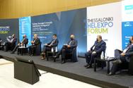 Συμμετοχή του Πλάτωνα Μαρλαφέκα στο Thessaloniki Helexpo Forum