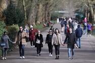 Αρνητικό ρεκόρ κρουσμάτων κορωνοϊού στη Βρετανία