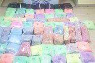 Κατασχέθηκαν 500.000 ναρκωτικά δισκία ecstasy στη Θεσσαλονίκη