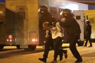 Νέες συλλήψεις σε κινητοποιήσεις κατά του Λουκασένκο